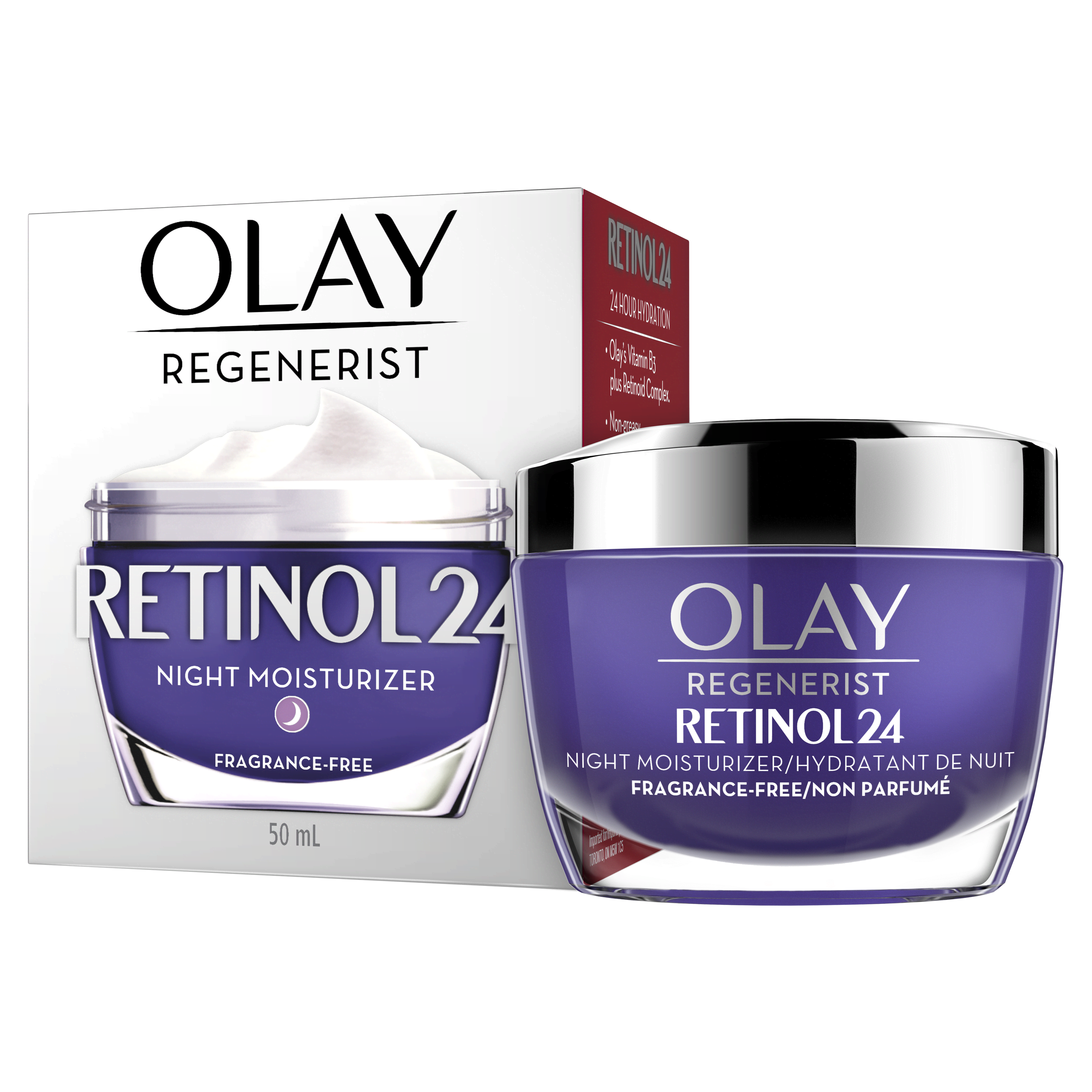 Olay Regenerist Retinol24 Night Moisturizer 50 mL_1