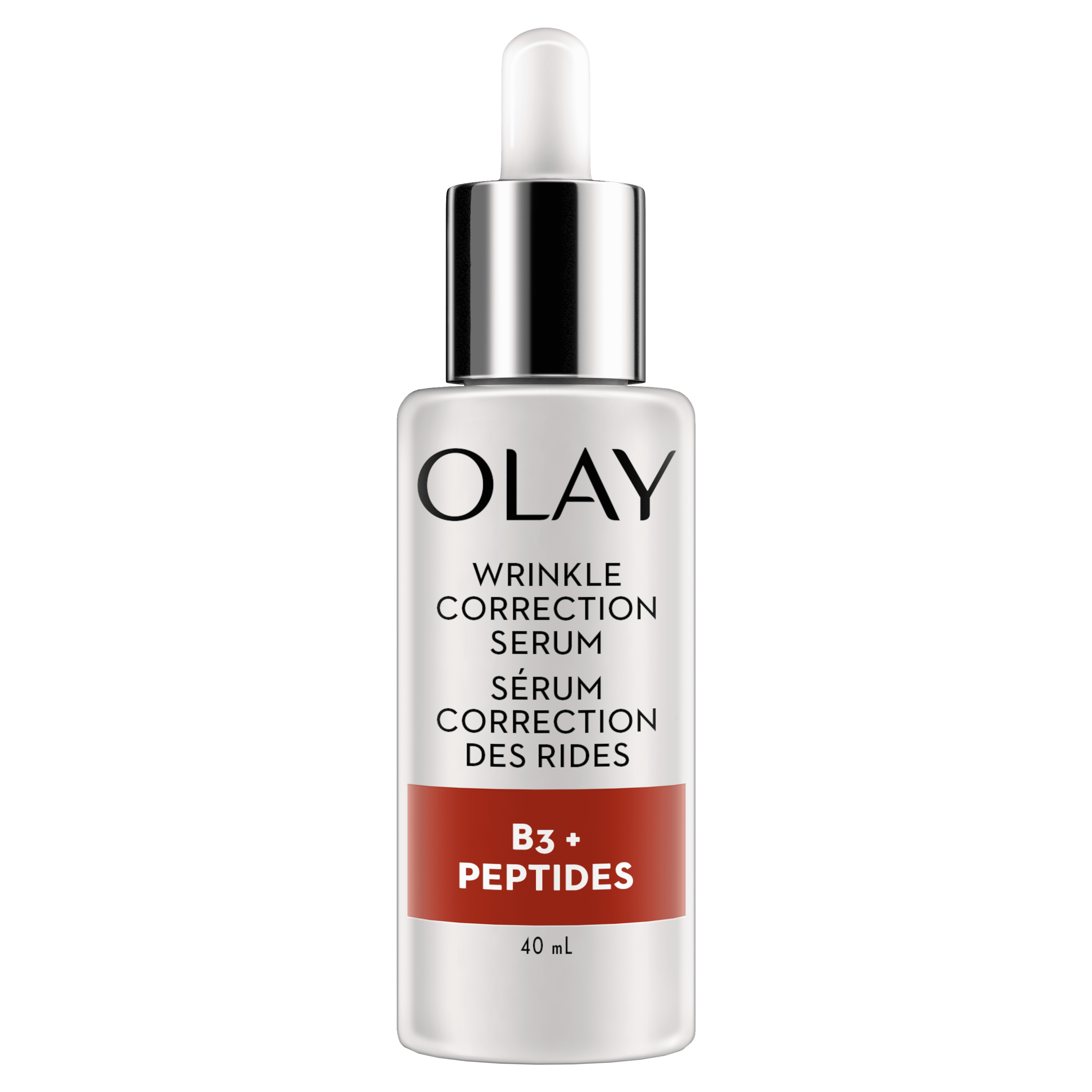 Olay Wrinkle Correction Serum with Vitamin B3plus Peptides 40 mL