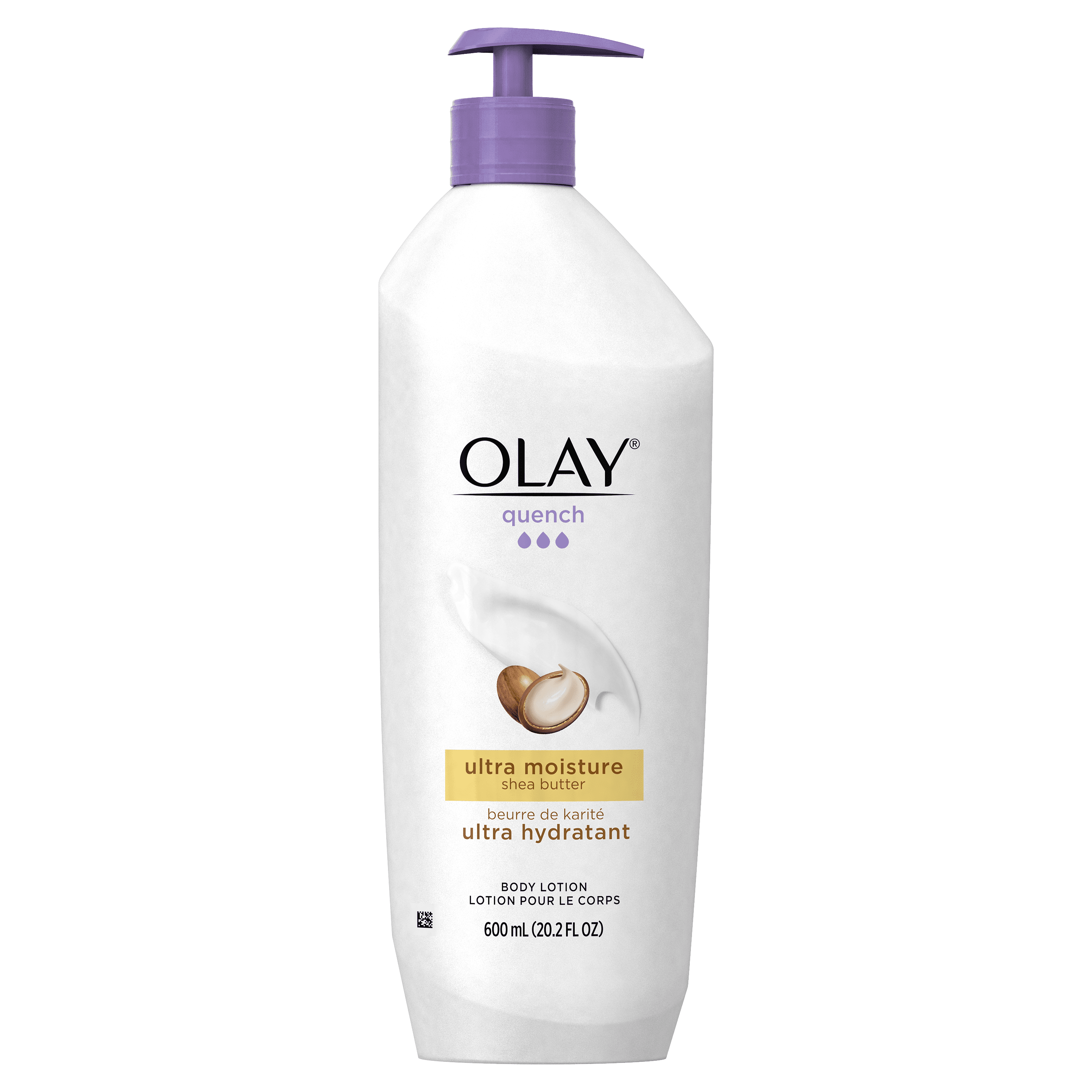 Quench Ultra Moisture Shea Butter Body Lotion
