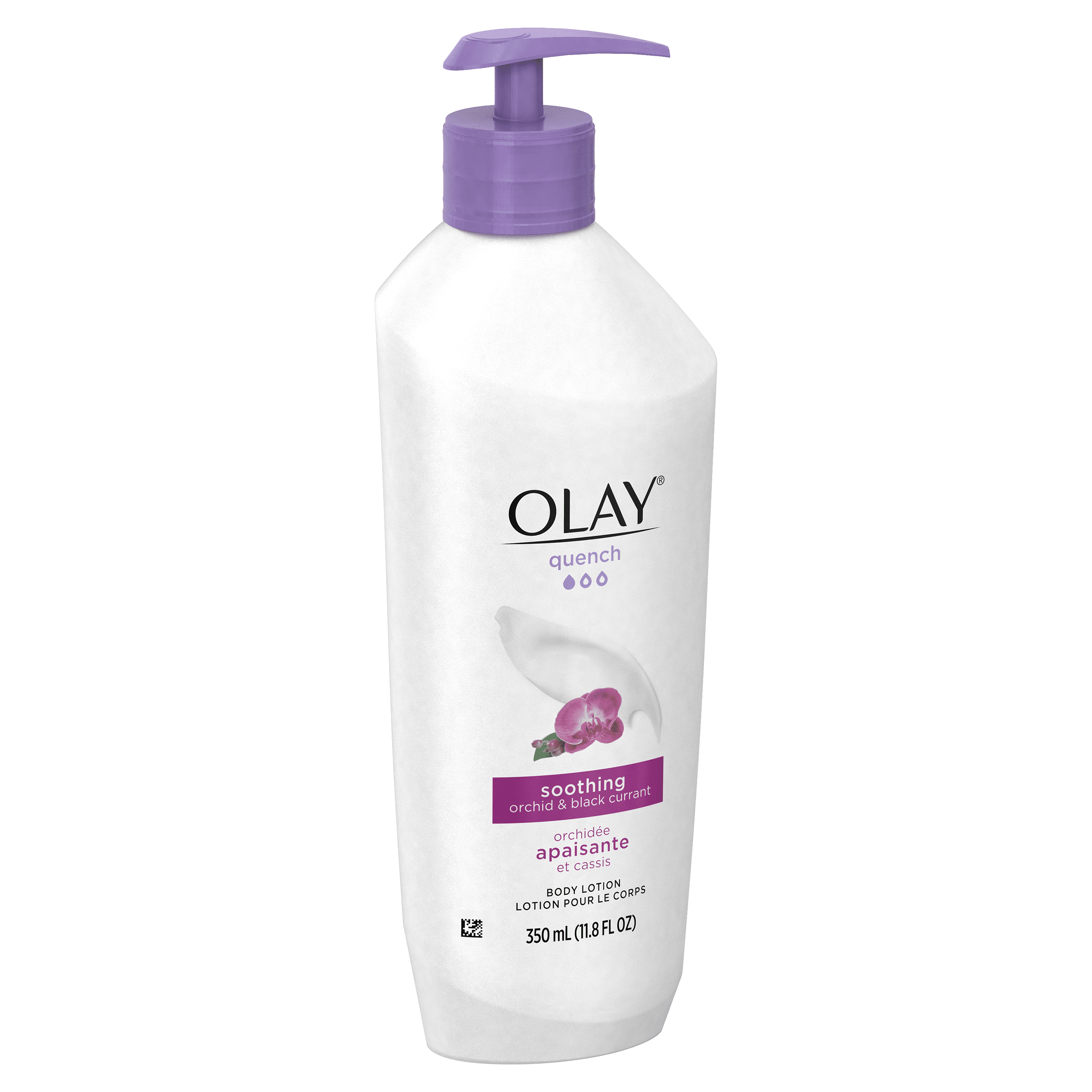 Quench Soothing Orchid and Black Currant Body Lotion_1