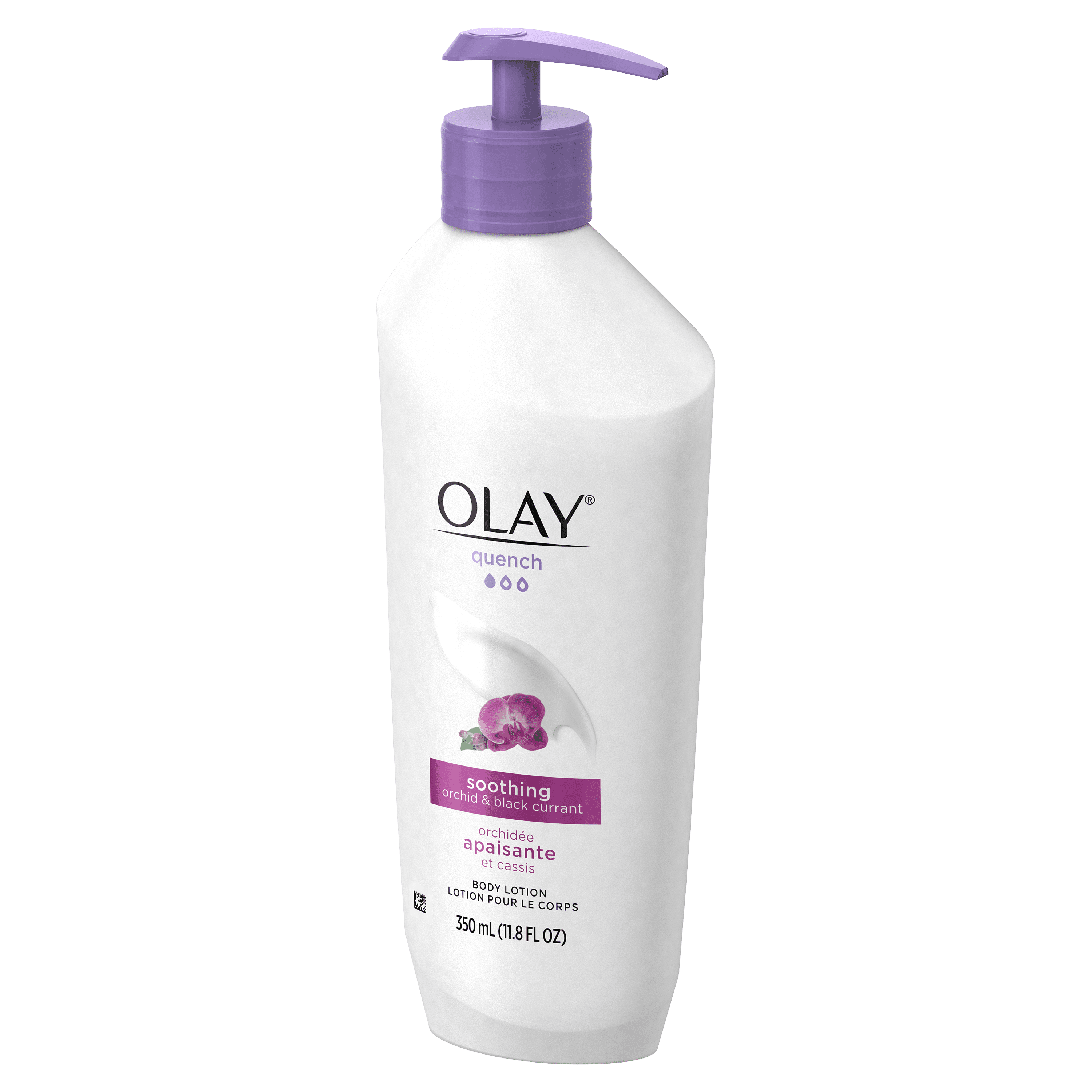 Quench Soothing Orchid and Black Currant Body Lotion_2