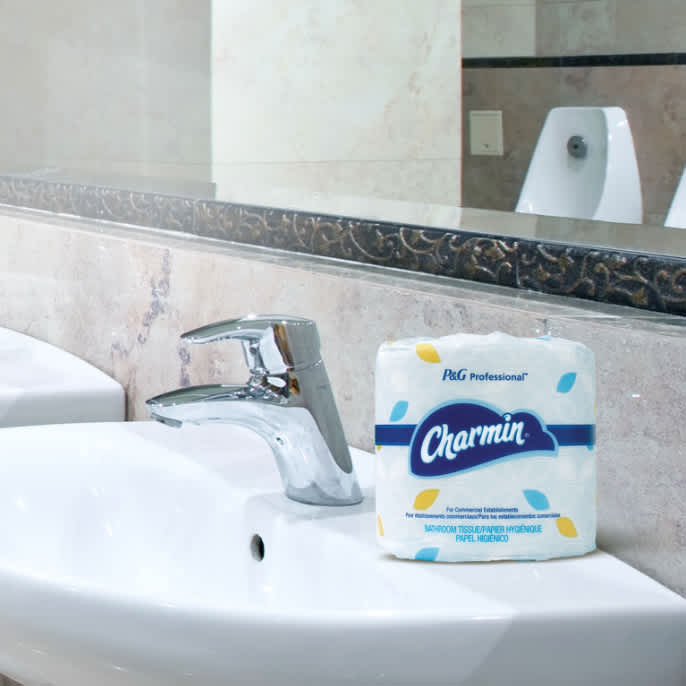 Charmin for Commercial Use