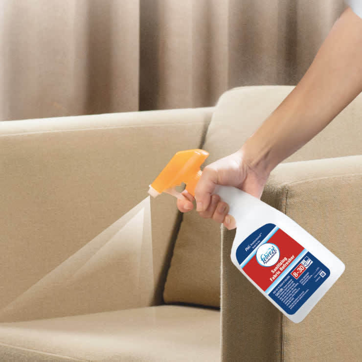 Clean Surfaces and Eliminate Odor
