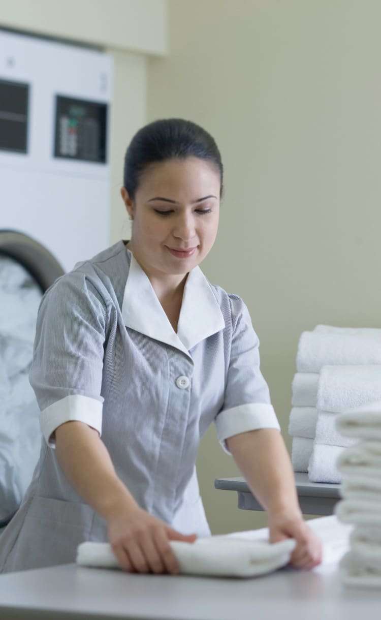 Laundry Cleaning Procedures