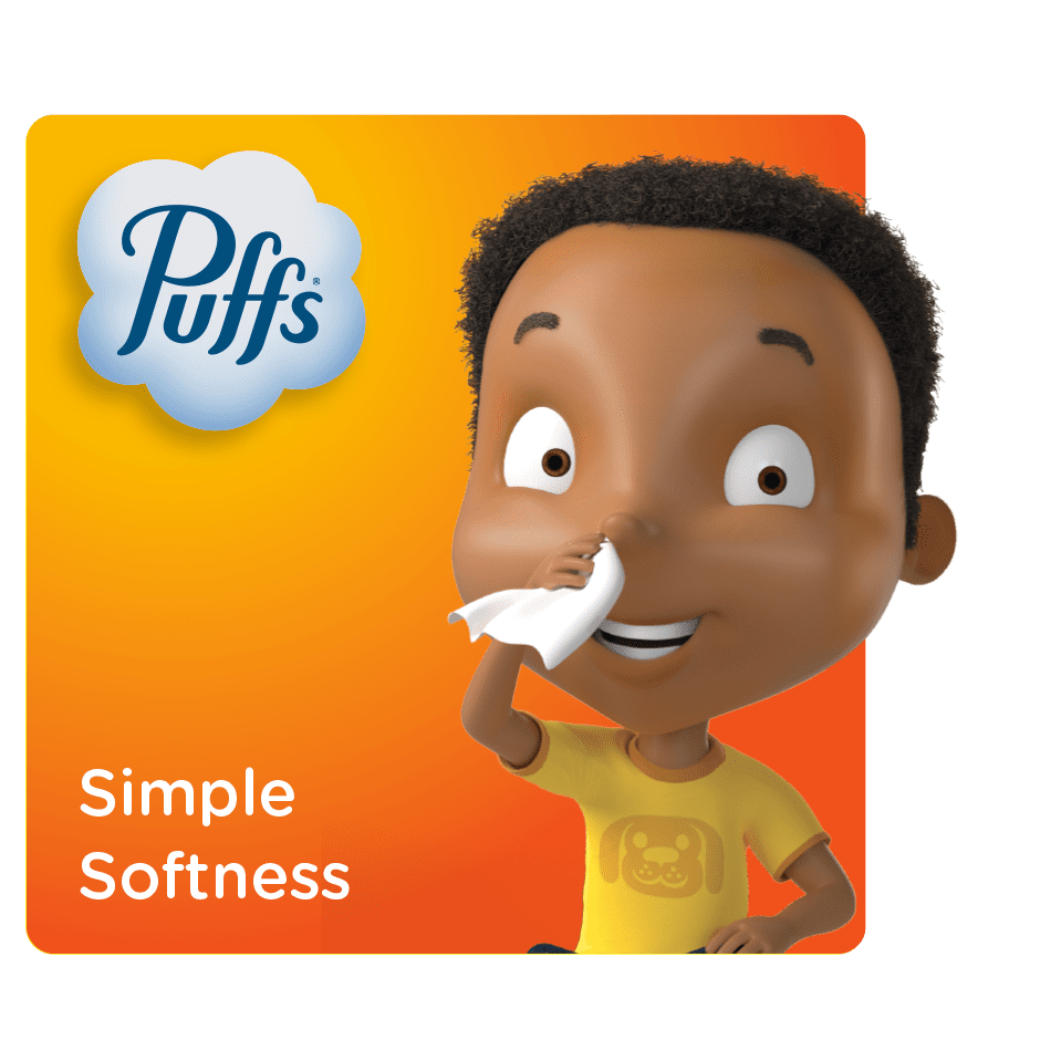 Puffs Simple Softness