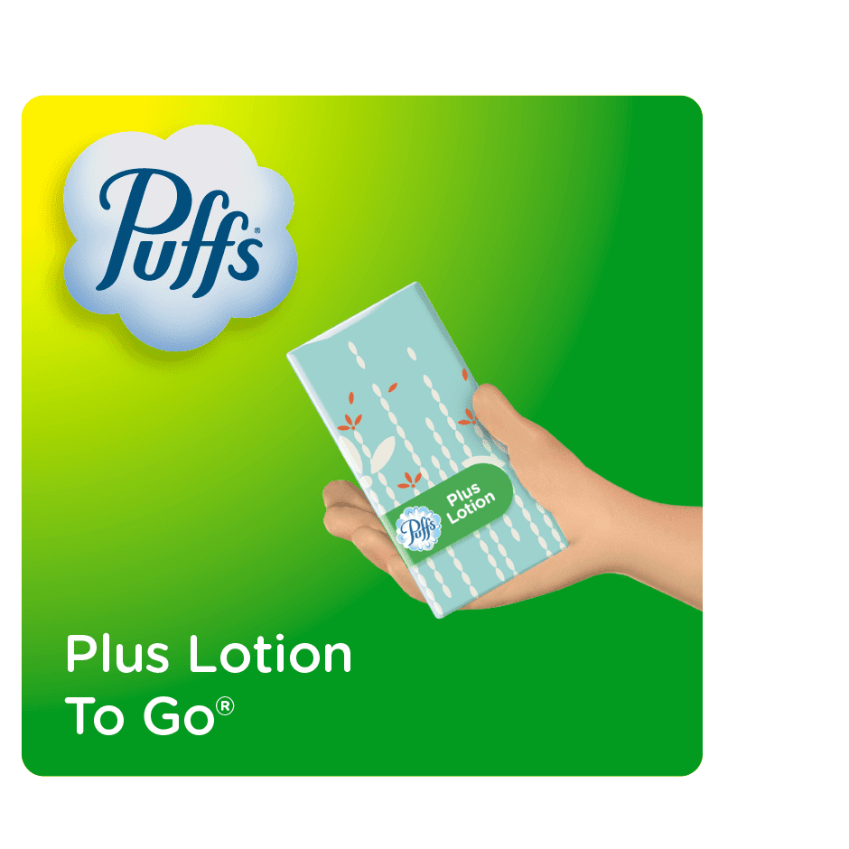 Puffs Lotion to GO