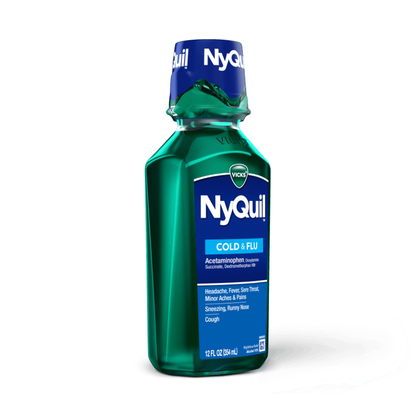 NyQuil Cough & Congestion Relief Liquid