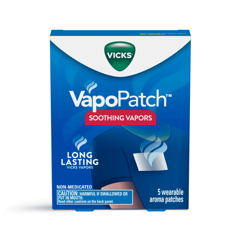 Easy to Breath Vicks VapoPatch