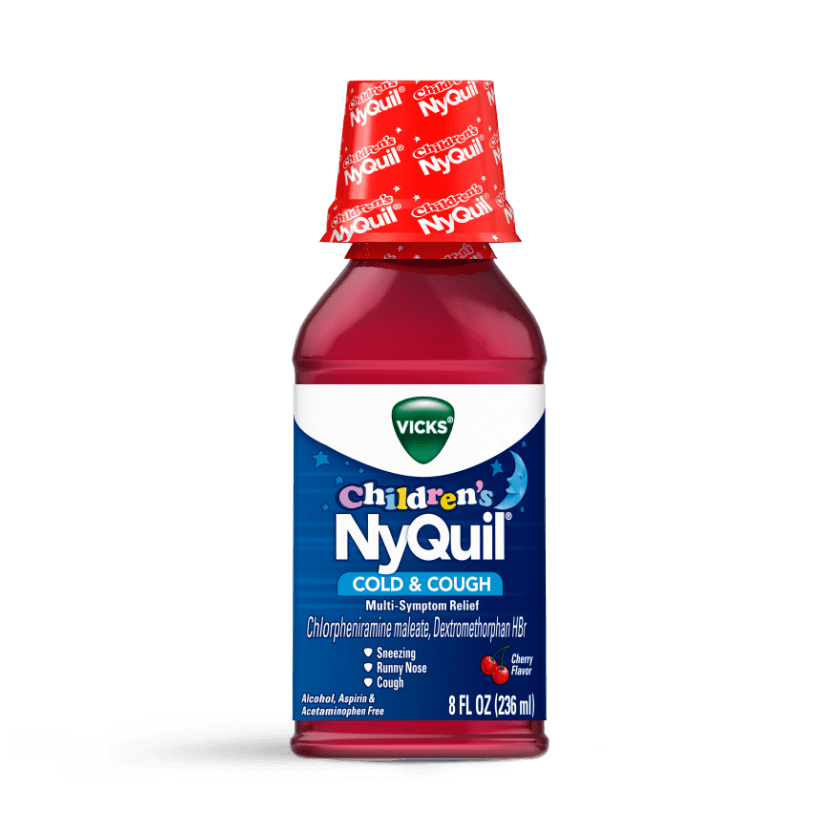 Children's NyQuil Cold & Cough Medicine