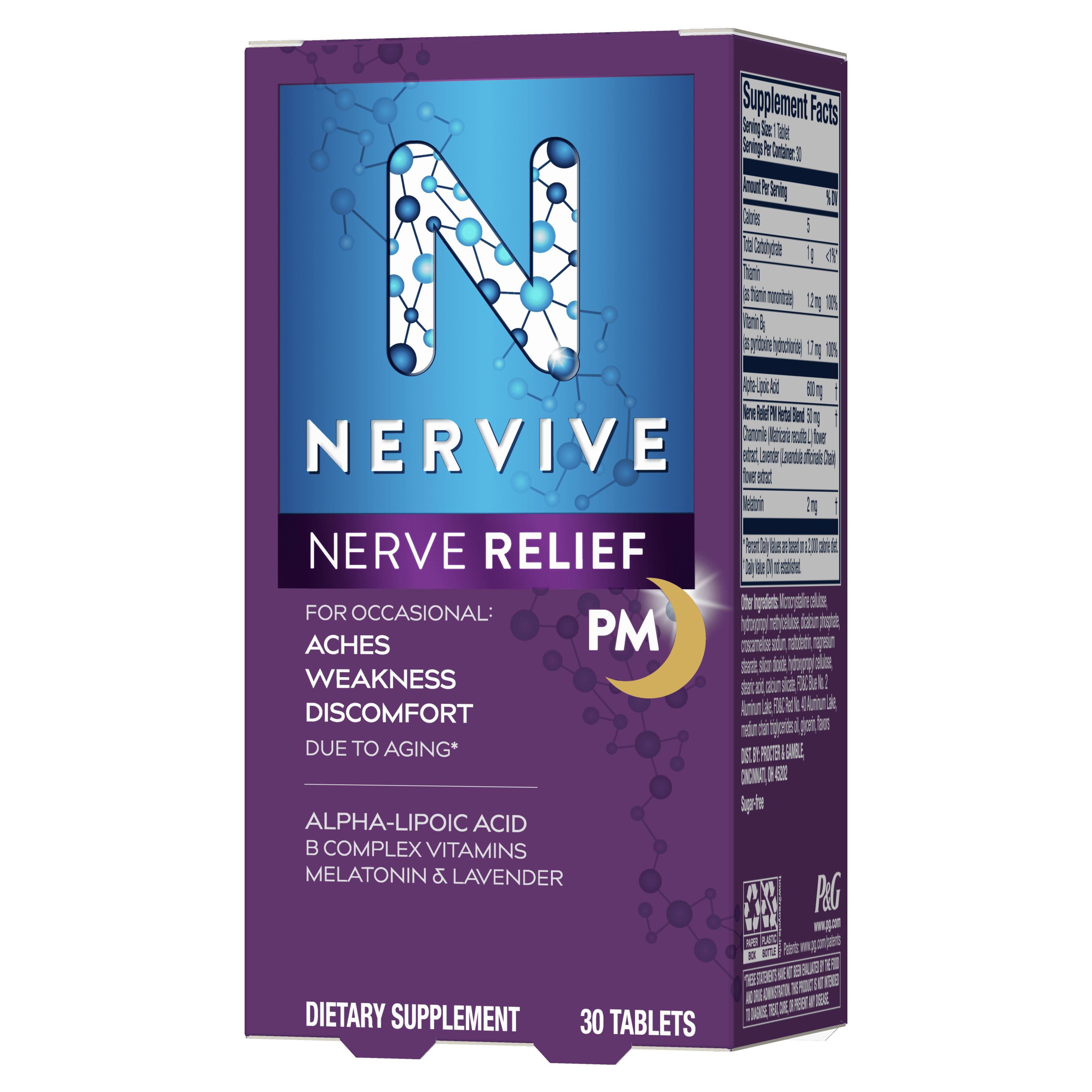 Nervive Nerve Relief PM Right View