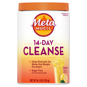 Metamucil 14 Day Cleanse Citrus Fiber Powder