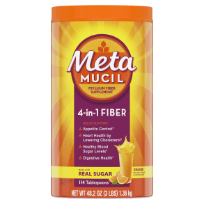 Metamucil Orange Smooth Powder
