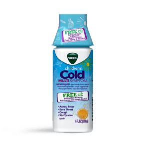 Vicks Children's Multi-Symptom Relief Syrup