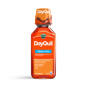 DayQuil Cold & Flu Relief Liquid