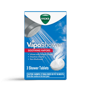 Vicks VapoShower Aromatherapy Shower Bomb