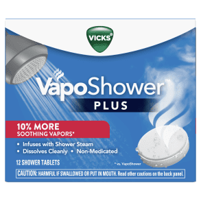 VICKS® VapoShower™ PLUS