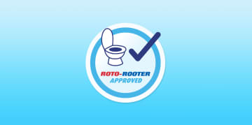 Charmin toilet paper got a seal of approval from roto rooter plumbers