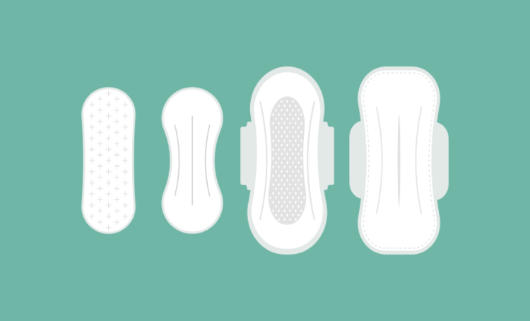 How to Choose the Right Sanitary Pad Size