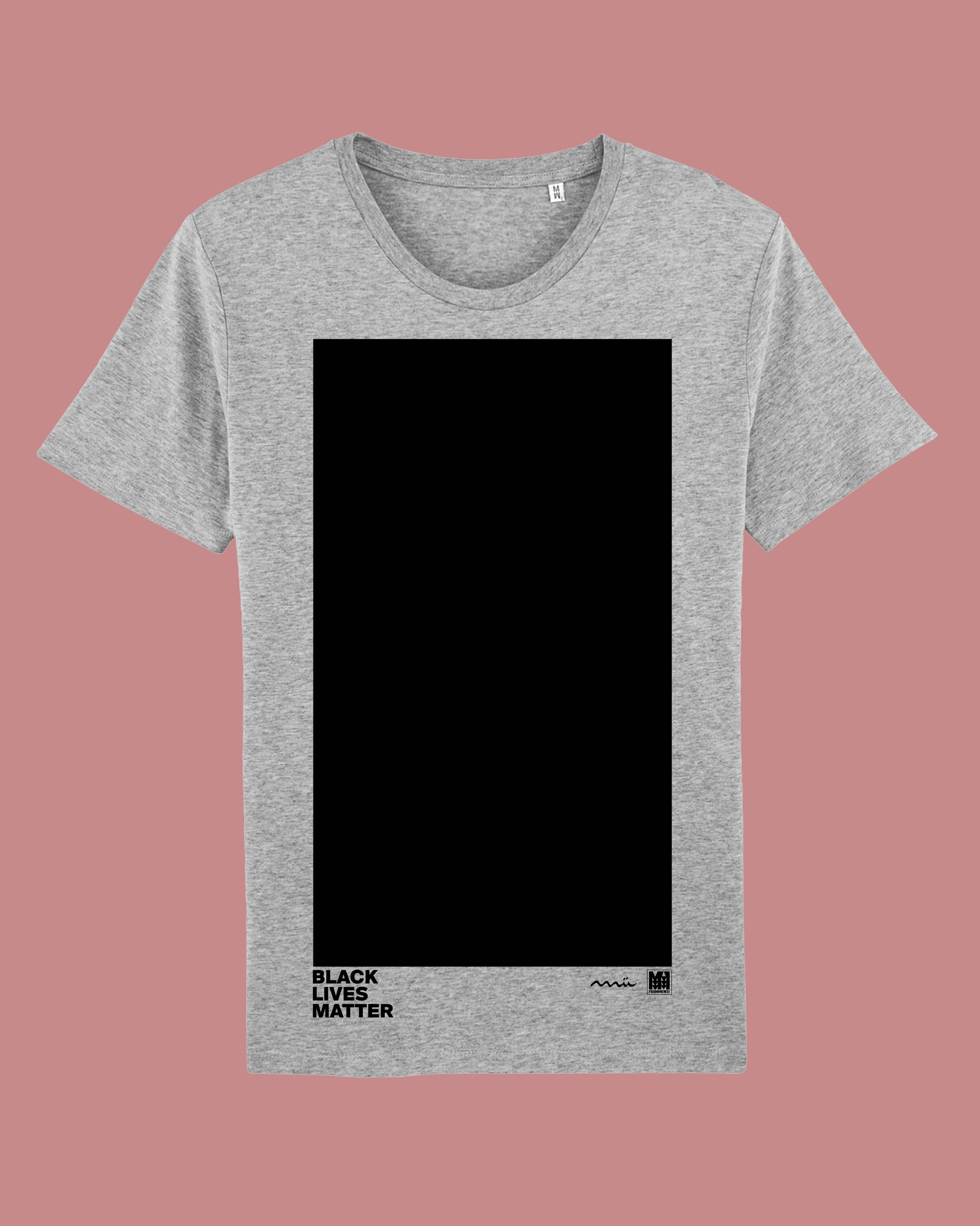 Render maglietta Black Lives Matter
