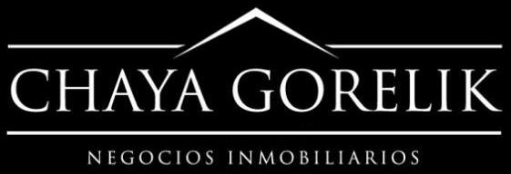 Chaya Gorelik Negocios Inmobiliarios