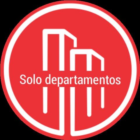 Solo departamentos
