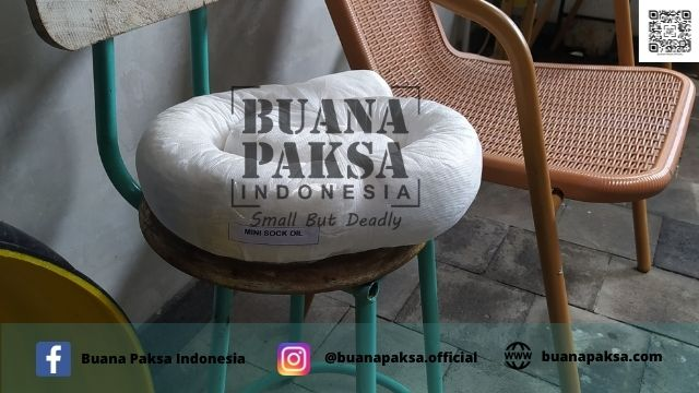 Distributor Pengganti Kain Majun Absorbent  Sock BP Sekitar Ngawi