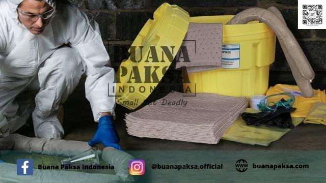 Kelebihan Absorbent  Pillow BP Wilayah Paser