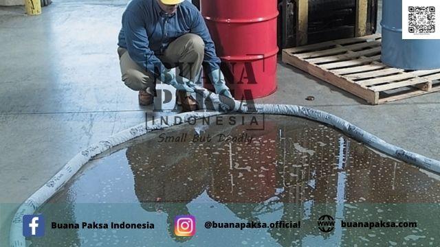 Distributor Pengganti Kain Majun Absorbent  Boom BP Sekitar Balikpapan