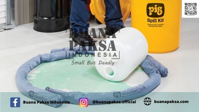 Keuntungan Absorbent  Sock BP Area Bondowoso