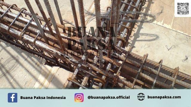 Jasa Pemasangan Besi Kolom Praktis Ukuran 60x60 Wilayah Pontianak