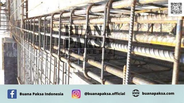 Supplier Besi Kolom Praktis Pabrikan Dimensi 80x80 Sekitar Singkawang