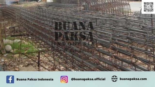 Distributor Besi Kolom Praktis Pabrikan Ukuran 80x80 Di Batam