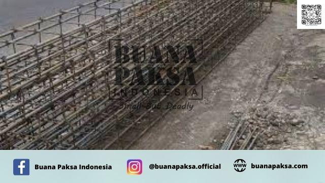 Aplikasi Besi Kolom Praktis Pabrikan Ukuran 60x60 Wilayah Balikpapan