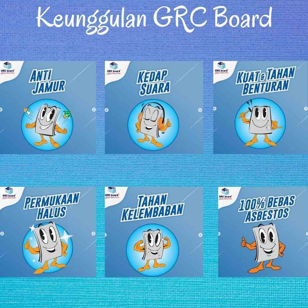 Info Distributor Papan Semen GRC Di Singaparna