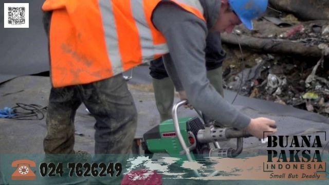 Distributor Geotekstile Woven 300gr Di Pacitan