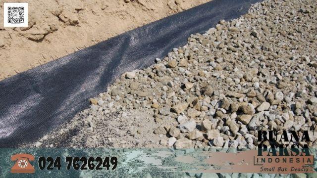 Supplier Geotekstile Woven 700 Area Sumenep