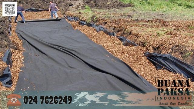 Supplier Geotextile Woven 350gr Wilayah Temanggung