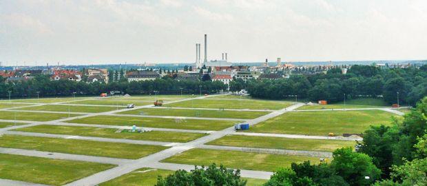 Theresienwiese Webcam