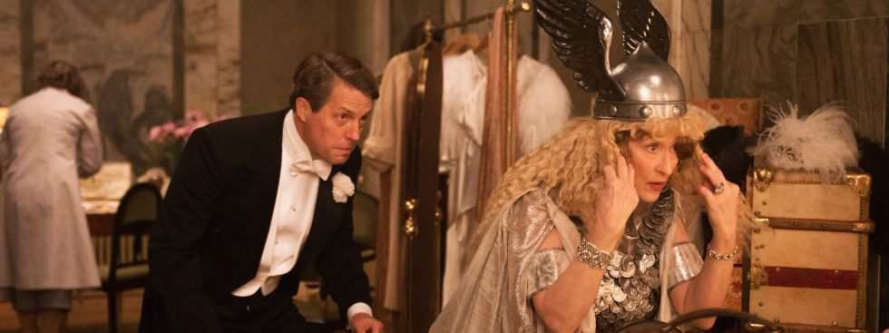 "Szene aus dem Film ""Florence Foster Jenkins"""