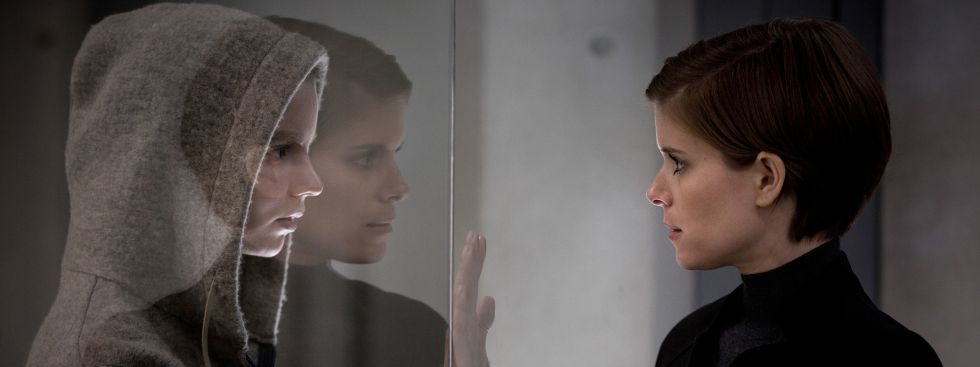 """Szene aus dem Film """"Das Morgan Projekt""""."""