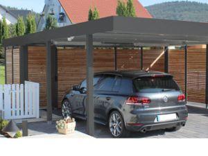 Moderne Lösungen in Stahl für Haus und Garten
