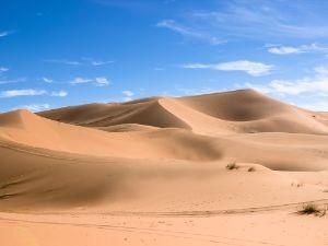 Sahara Dünenlandschaft