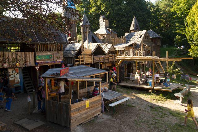 Abenteuerspielplatz Maulwurfhausen