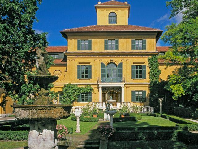 Lenbachhaus Alte Villa