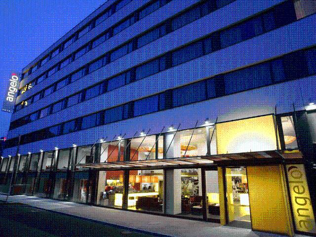 angelo Designhotel Monaco di Baviera - Facciata