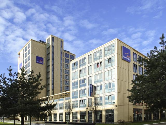 Suite Novotel München Parkstadt Schwabing