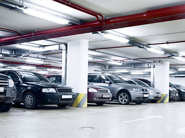Parkgarage am Salvatorplatz (P2)