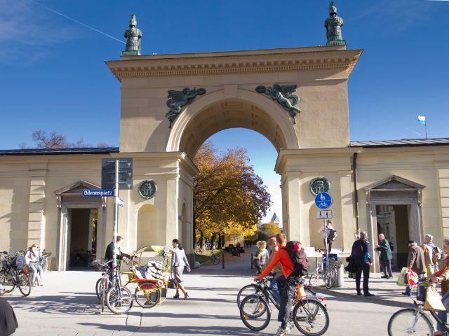 Plätze in München