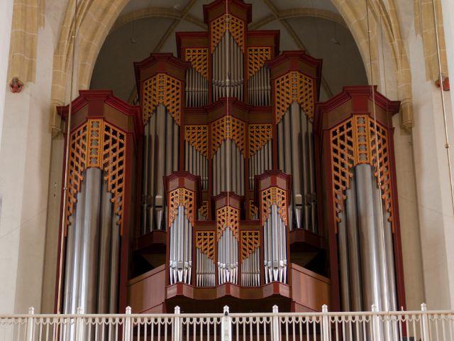 Die Westemporen-Orgel
