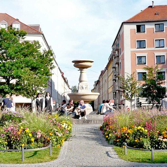One of Munich's Quaintest Boroughs